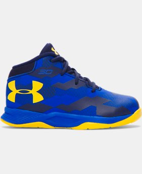 New Arrival  Kids' Infant UA Curry 2.5 Basketball Shoes  1 Color $59.99