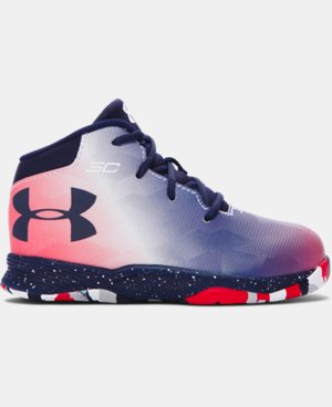 Boys' Infant UA Curry 2.5 Basketball Shoes LIMITED TIME: FREE U.S. SHIPPING  $37.99