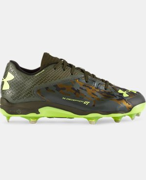 Men's UA Deception Low Baseball Cleats — Limited Edition   $62.24
