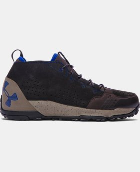 Men's UA Burnt River Leather Hiking Boots  2 Colors $94.99
