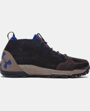 Men's UA Burnt River Leather Hiking Boots LIMITED TIME: FREE U.S. SHIPPING 2 Colors $71.99