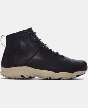 Men's UA SpeedFit Hike Leather Boots  1 Color $139.99