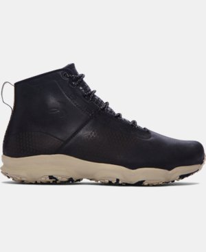 Best Seller  Men's UA SpeedFit Hike Leather Boots LIMITED TIME: FREE SHIPPING 1 Color $169.99
