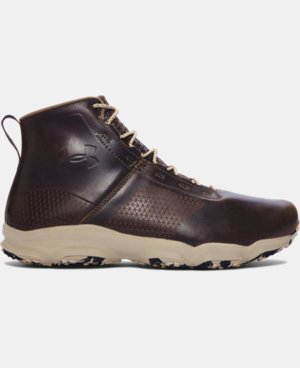 Best Seller  Men's UA SpeedFit Hike Leather Boots LIMITED TIME: FREE SHIPPING 2 Colors $169.99