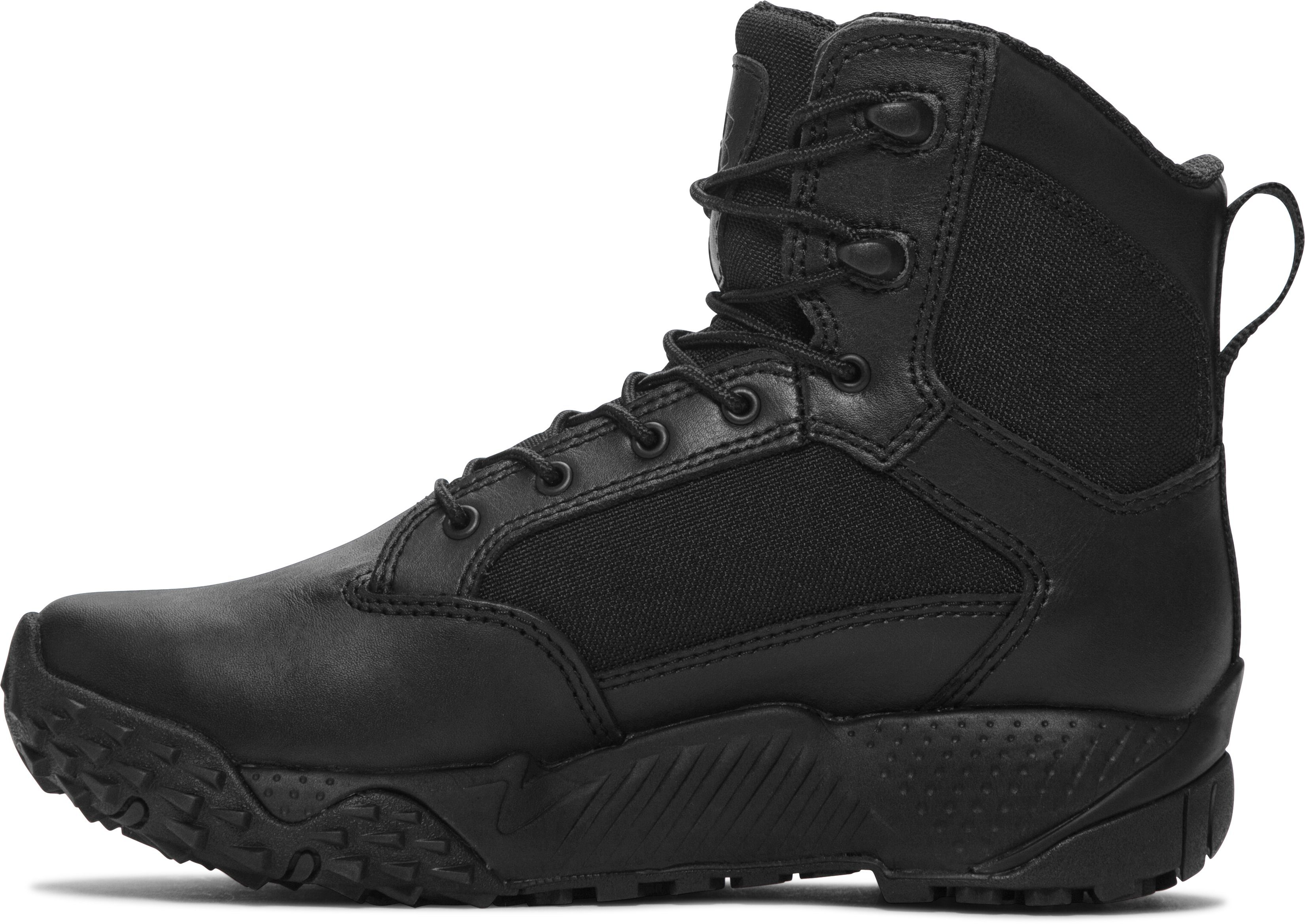 Women's UA Stellar Tactical Boots, Black ,