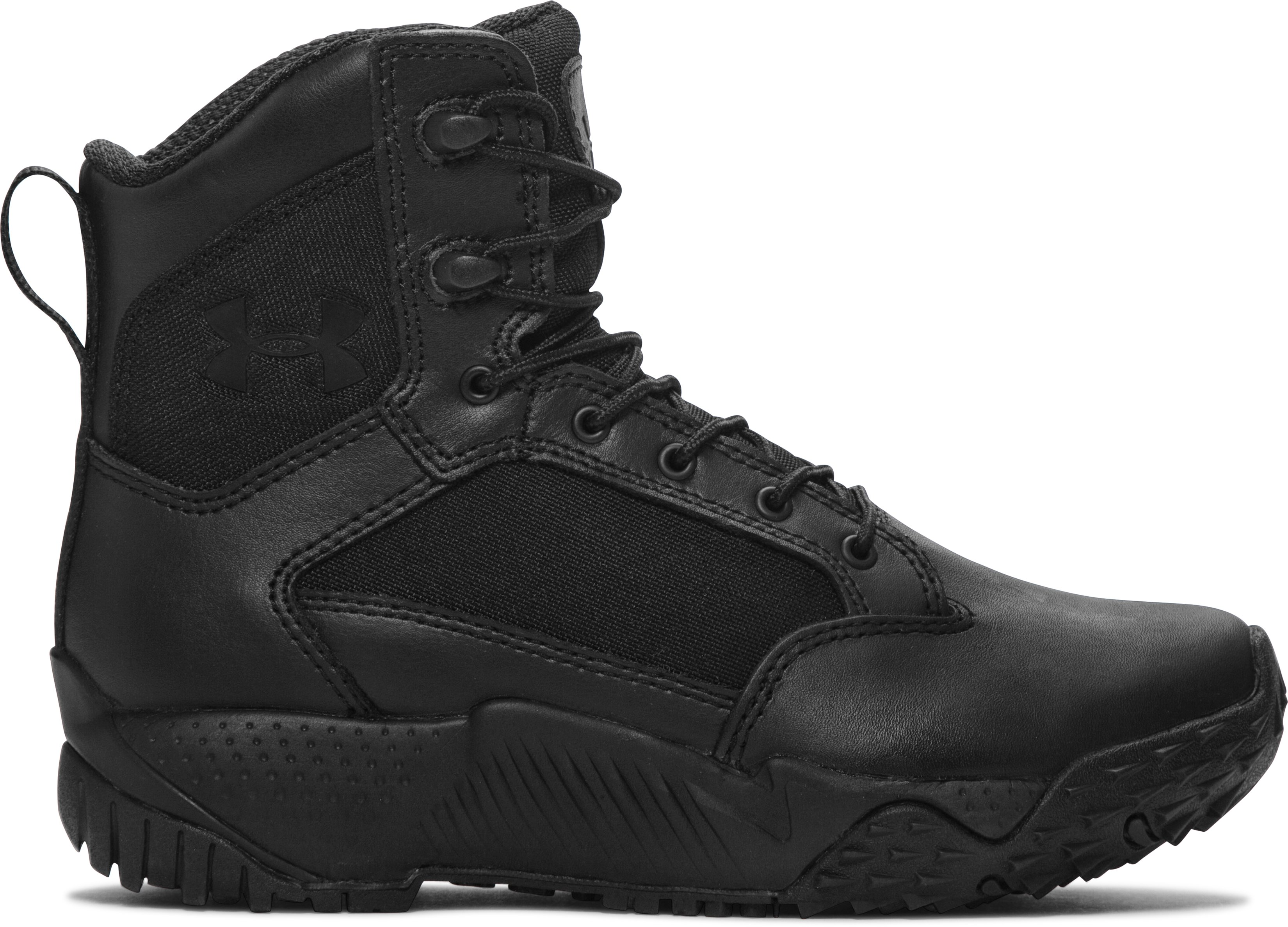 Women's UA Stellar Tactical Boots, Black , undefined