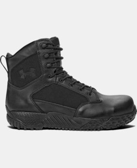 Men's UA Stellar Protect Tactical Boots  1  Color Available $119.99