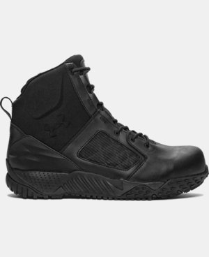 Best Seller  Men's UA Zip 2.0 Protect Tactical Boots LIMITED TIME: FREE SHIPPING 1 Color $219.99