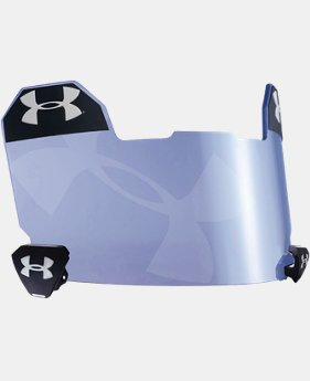Men's UA Blue Tilt Logo Football Visor  1 Color $59.99