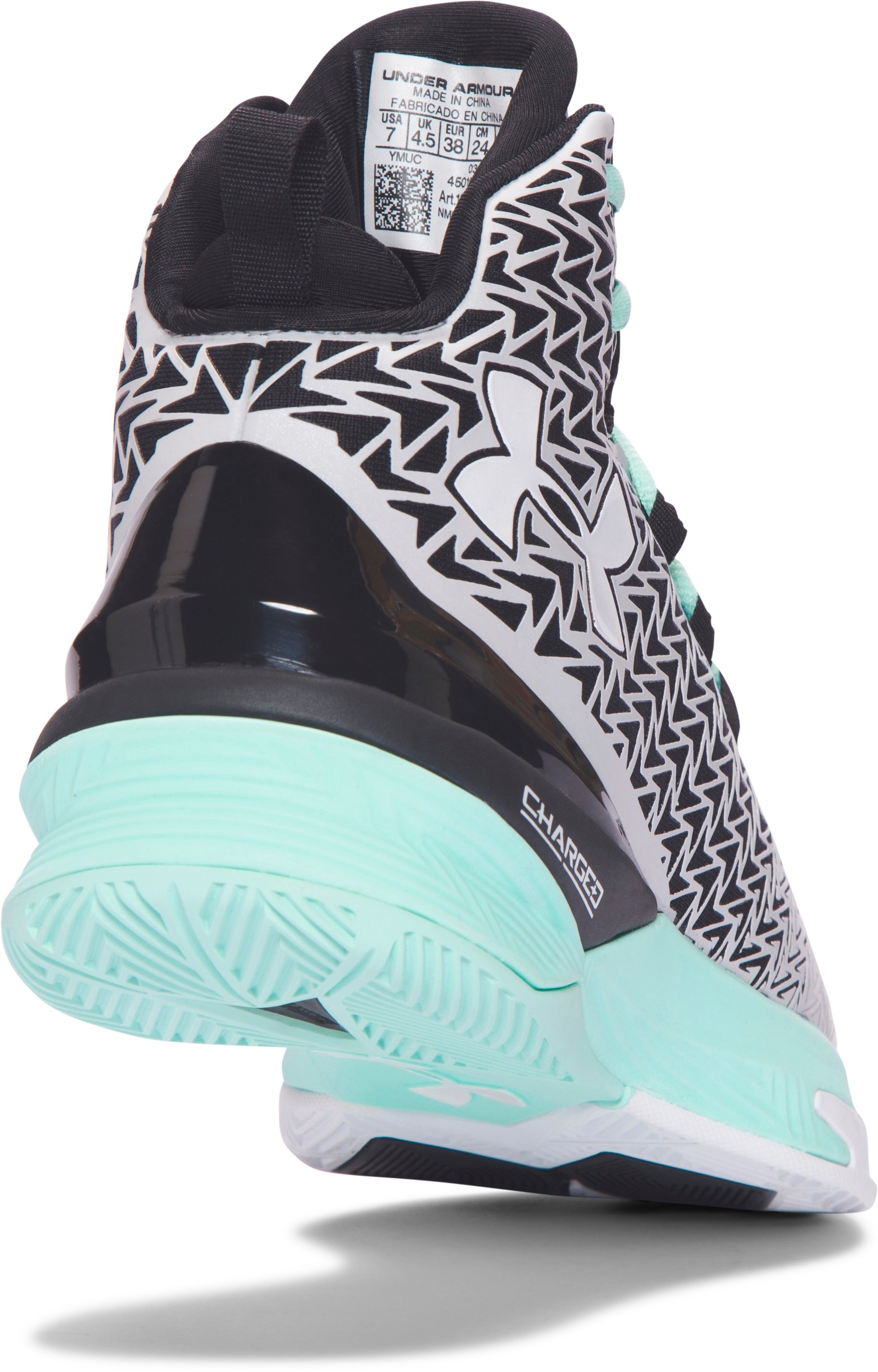 Women's UA ClutchFit® Drive 3 Basketball Shoes, Aluminum, undefined