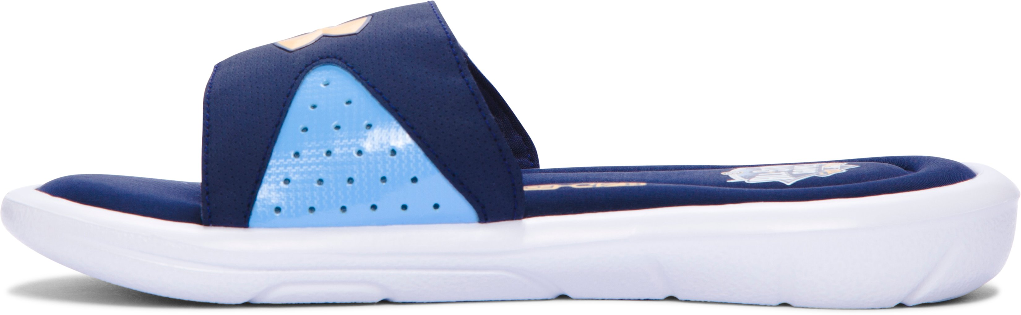 Boys' UA Ignite IV Sandals – MLB All-Star Game Edition, Midnight Navy,