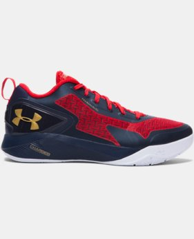 Men's UA ClutchFit™ Drive 2 Low - Veteran's Day Basketball Shoes