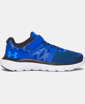 Boys' Pre-School UA Shift AC Running Shoes  1 Color $54.99