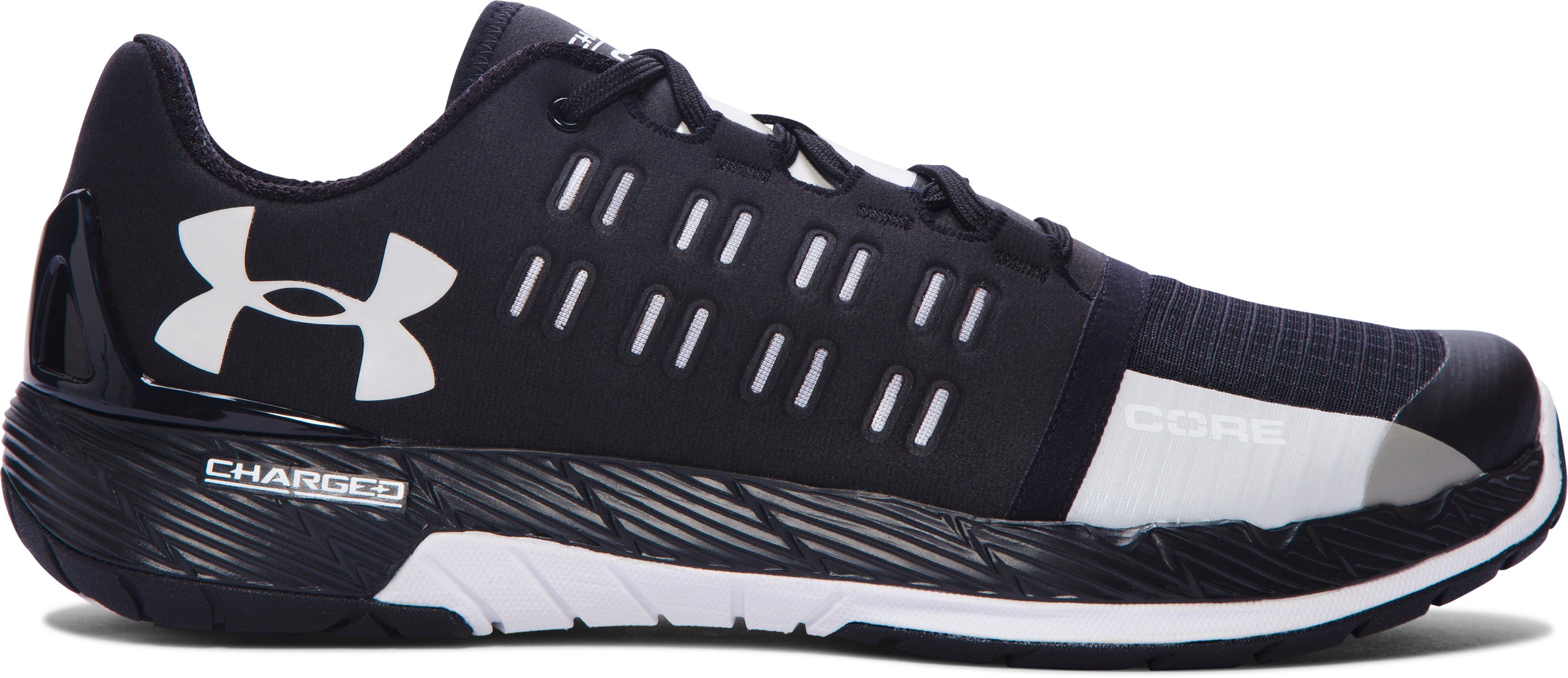 Men's UA Charged Core Training Shoes, Black , undefined