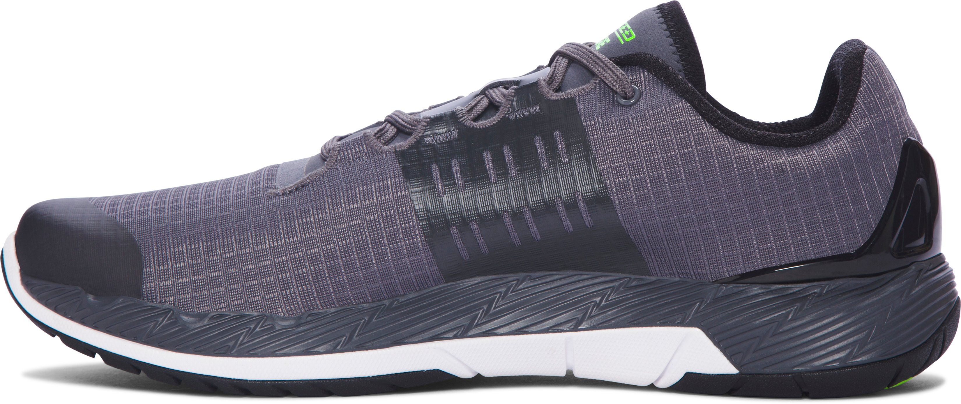 Men's UA Charged Core Training Shoes, RHINO GRAY, undefined
