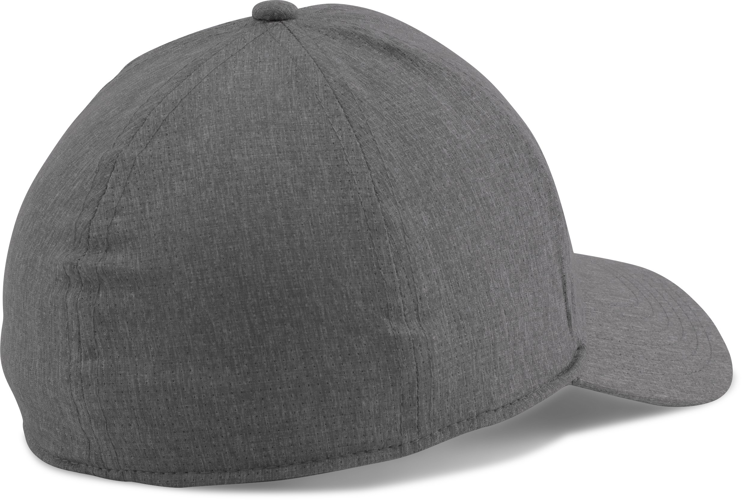 Men's UA CoolSwitch ArmourVent™ Cap, GRANITE, undefined