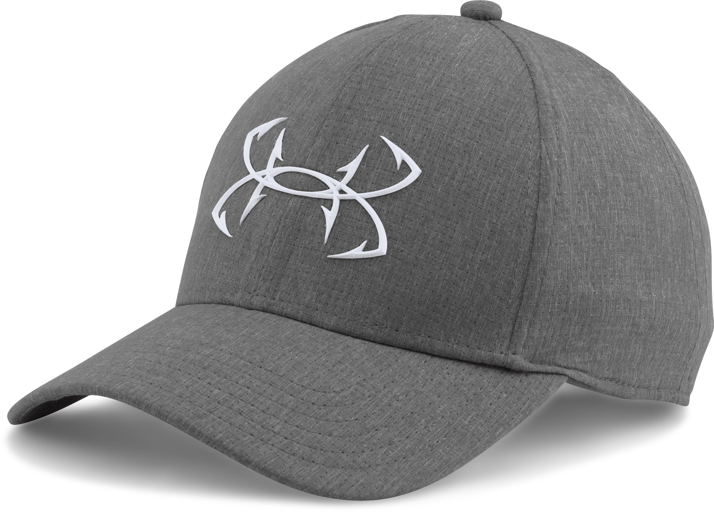 Men's UA CoolSwitch ArmourVent™ Cap, GRANITE, zoomed image