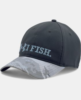 Men's UA I Fish Cap  1 Color $24.99
