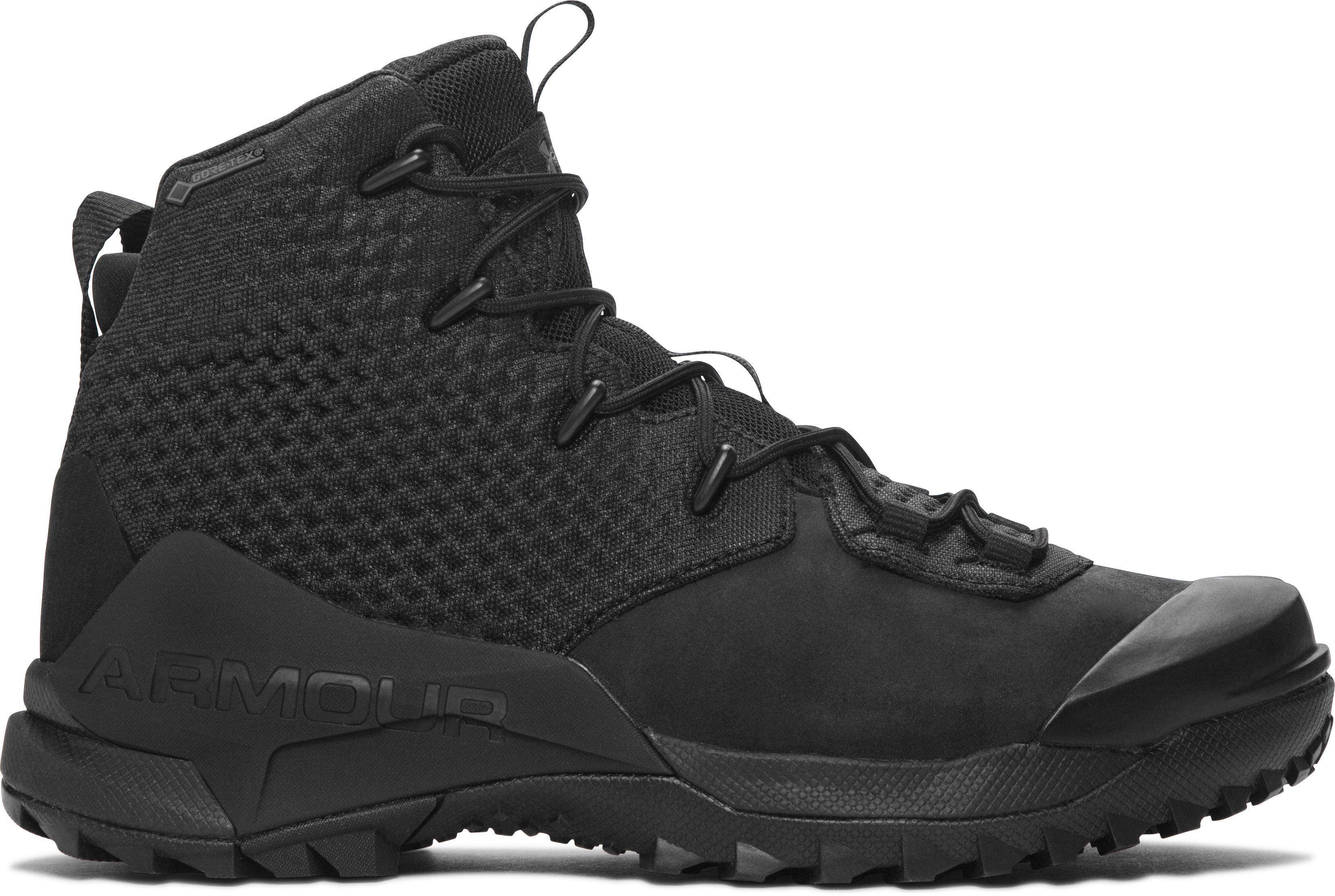 Men's UA Infil Hike GORE-TEX® Hiking Boots, Black