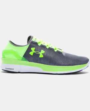 Men's UA SpeedForm® Apollo 2 Reflective Running Shoes LIMITED TIME: FREE U.S. SHIPPING 2 Colors $74.99