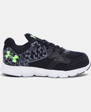 Boys' Infant UA Thrill AC Running Shoes LIMITED TIME: FREE U.S. SHIPPING  $35.99