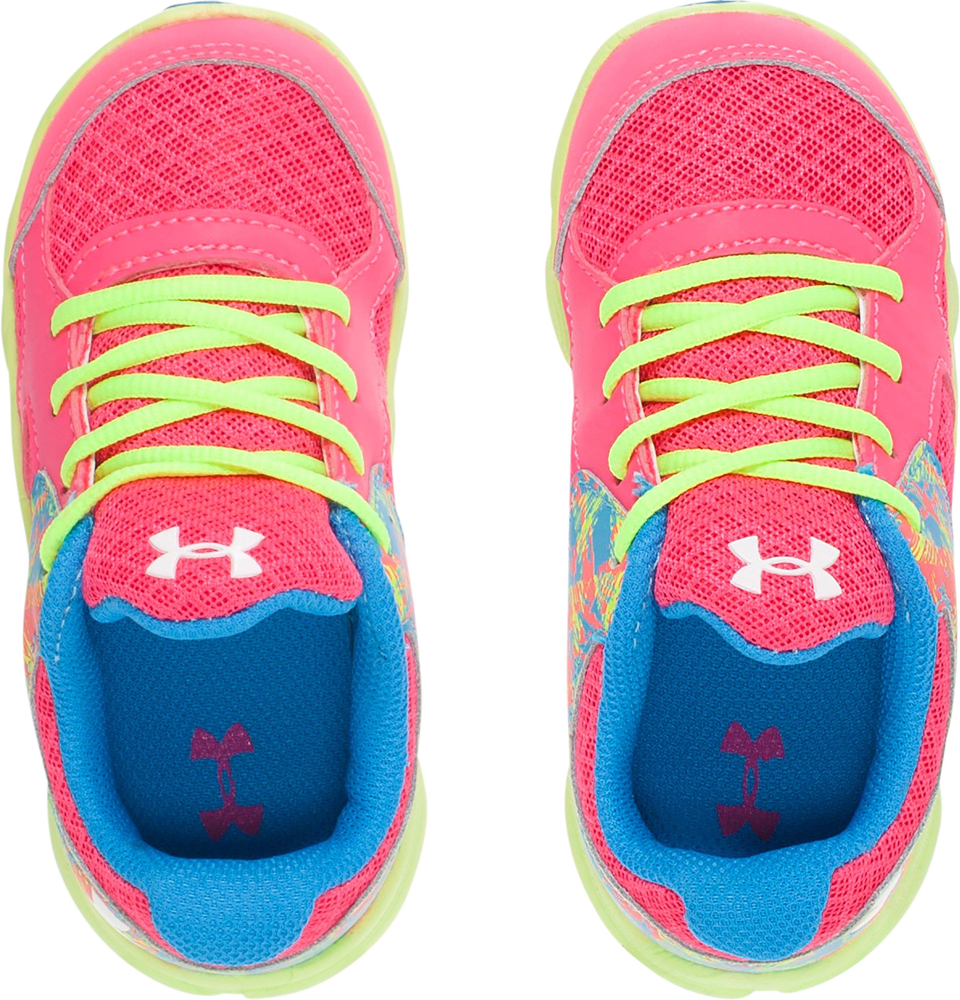 Girls Infant UA Thrill Running Shoes