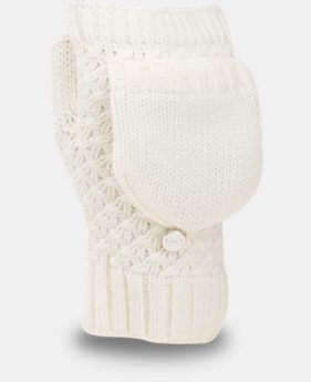 New Arrival Women's UA Coffee Run Glove  1 Color $24.99