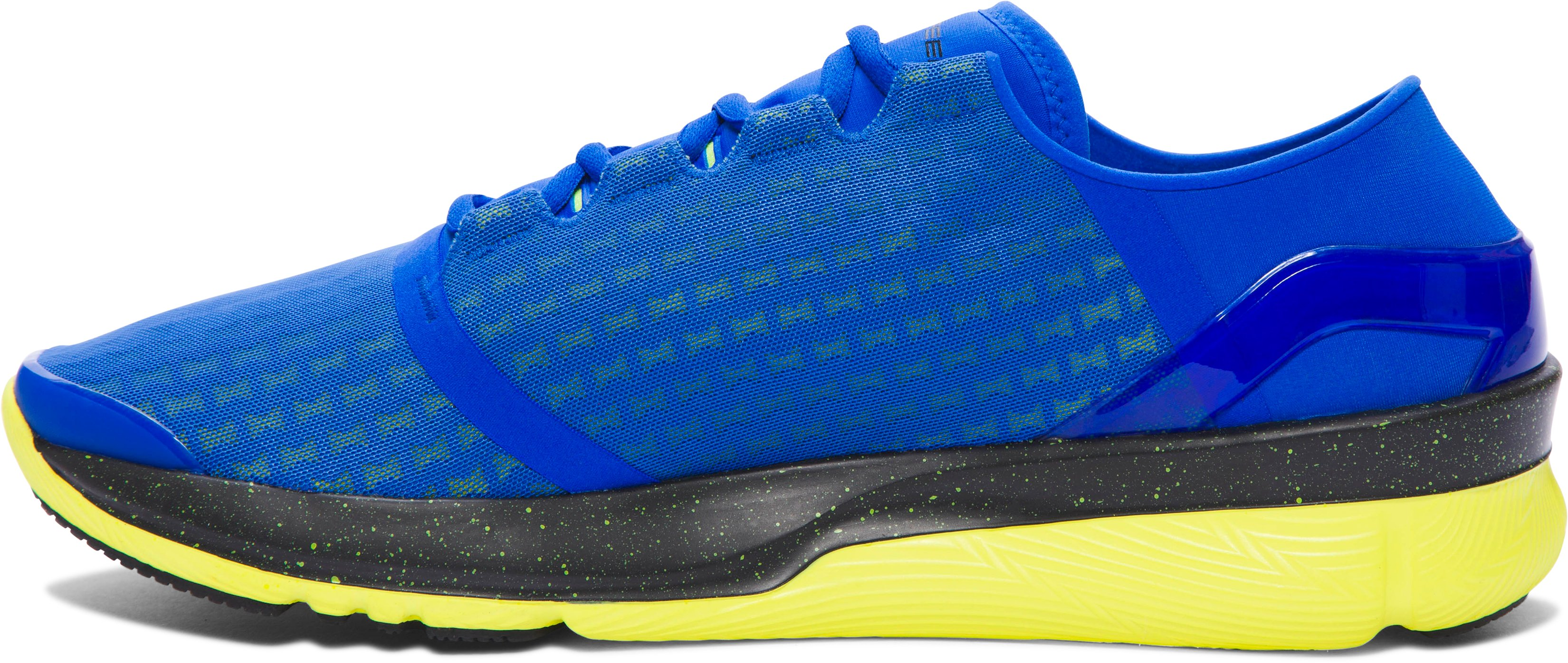 Men's UA SpeedForm® Apollo 2 Clutch Running Shoes, ULTRA BLUE