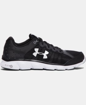 Men's UA Micro G® Assert 6 – 2E Wide Running Shoes   $69.99