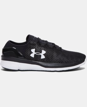 Boys' Grade School UA SpeedForm® Apollo 2 Reflective Running Shoes  1 Color $63.99