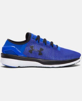 Boys' Grade School UA SpeedForm® Apollo 2 Reflective Running Shoes  1 Color $56.24