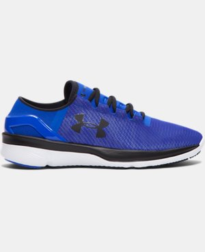 Boys' Grade School UA SpeedForm® Apollo 2 Reflective Running Shoes LIMITED TIME: FREE SHIPPING 1 Color $74.99
