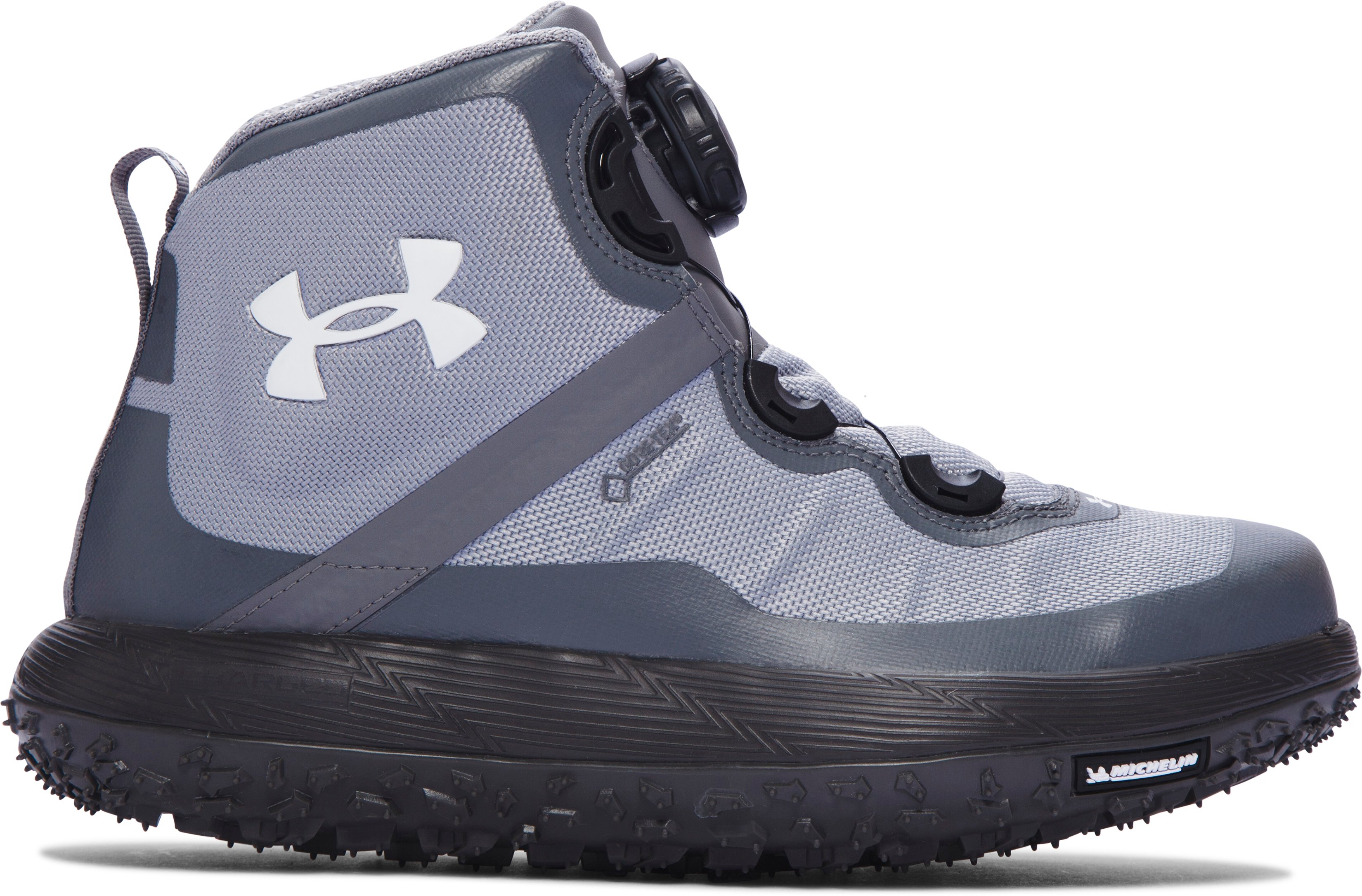 Women's UA Fat Tire GORE-TEX® Hiking Boots , Steel