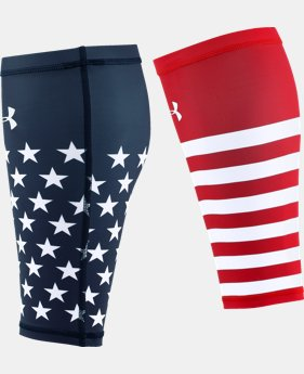 Men's UA Compression Calf Sleeves  1 Color $22.99