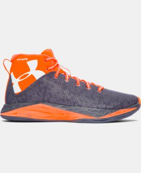 Boys' Grade School UA Fireshot Basketball Shoes LIMITED TIME: FREE U.S. SHIPPING  $67.99