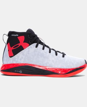 Boys' Grade School UA Fireshot Basketball Shoes