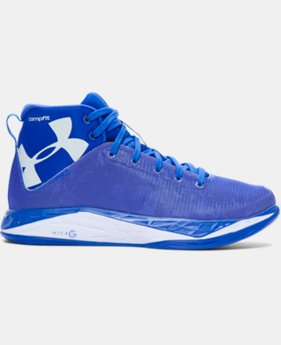 New Arrival Boys' Grade School UA Fireshot Basketball Shoes   $89.99