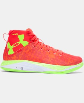 Boys' Grade School UA Fireshot Basketball Shoes   $67.99