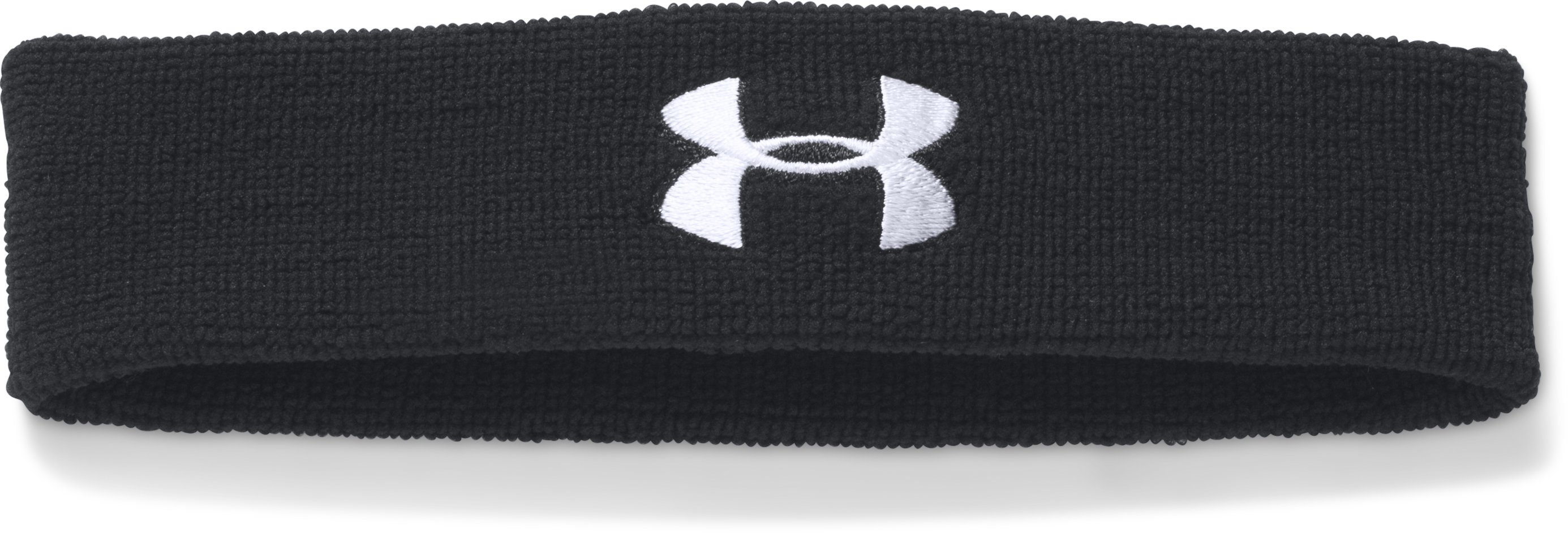 Men's UA Performance Headband, Black , zoomed image