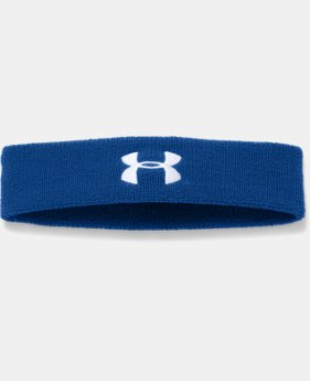 Best Seller Men's UA Performance Headband  2  Colors Available $5.99