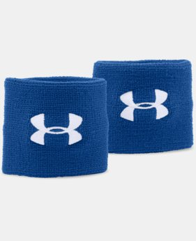 "Men's UA 3"" Performance Wristbands LIMITED TIME: FREE U.S. SHIPPING  $6.99"