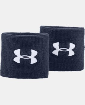"Men's UA 3"" Performance Wristband – 2-Pack  1 Color $6.99"