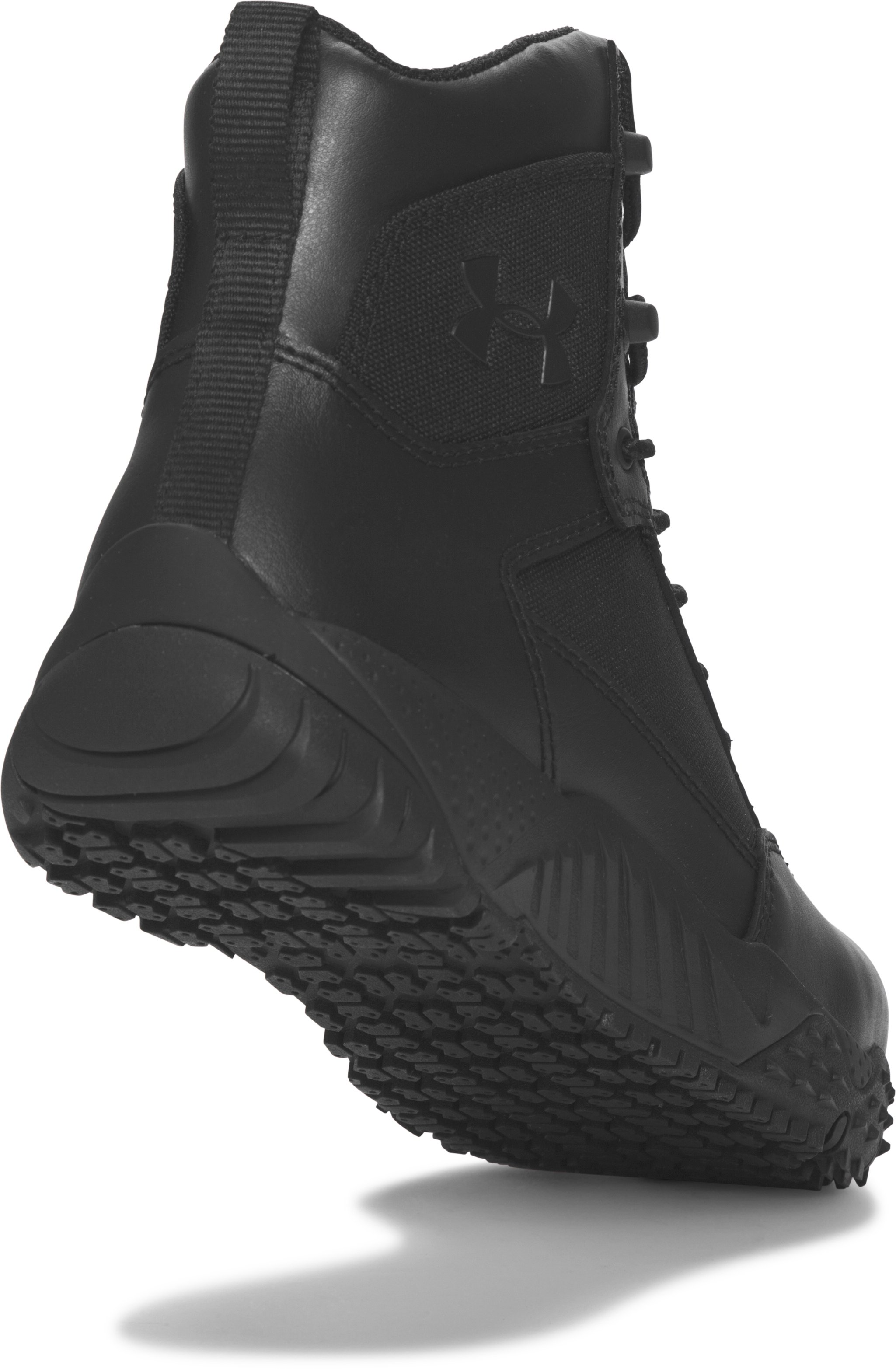 Women's UA Stellar Protect Tactical Boots, Black , undefined