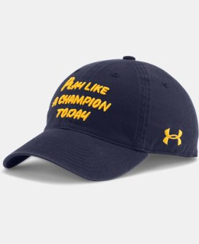 Men's Notre Dame UA Play Like A Champion Cap