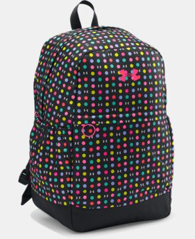 New Arrival  Girls' UA Favorite Backpack LIMITED TIME: FREE SHIPPING  $49.99