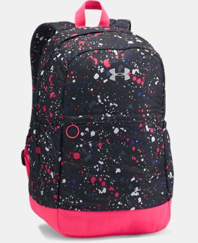 Girls' UA Favorite Backpack FREE U.S. SHIPPING 3  Colors Available $44.99