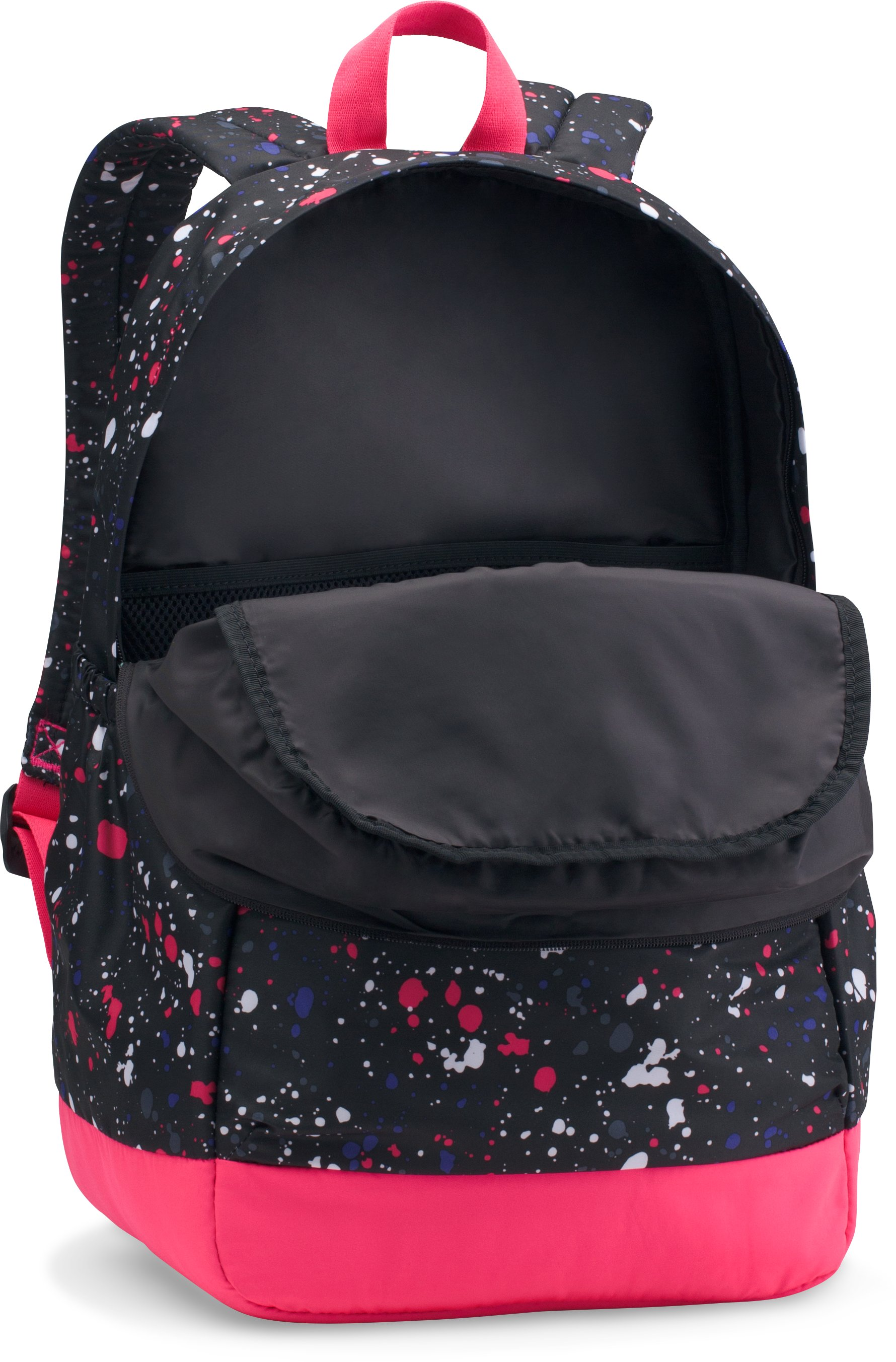 Girls' UA Favorite Backpack, Black , undefined