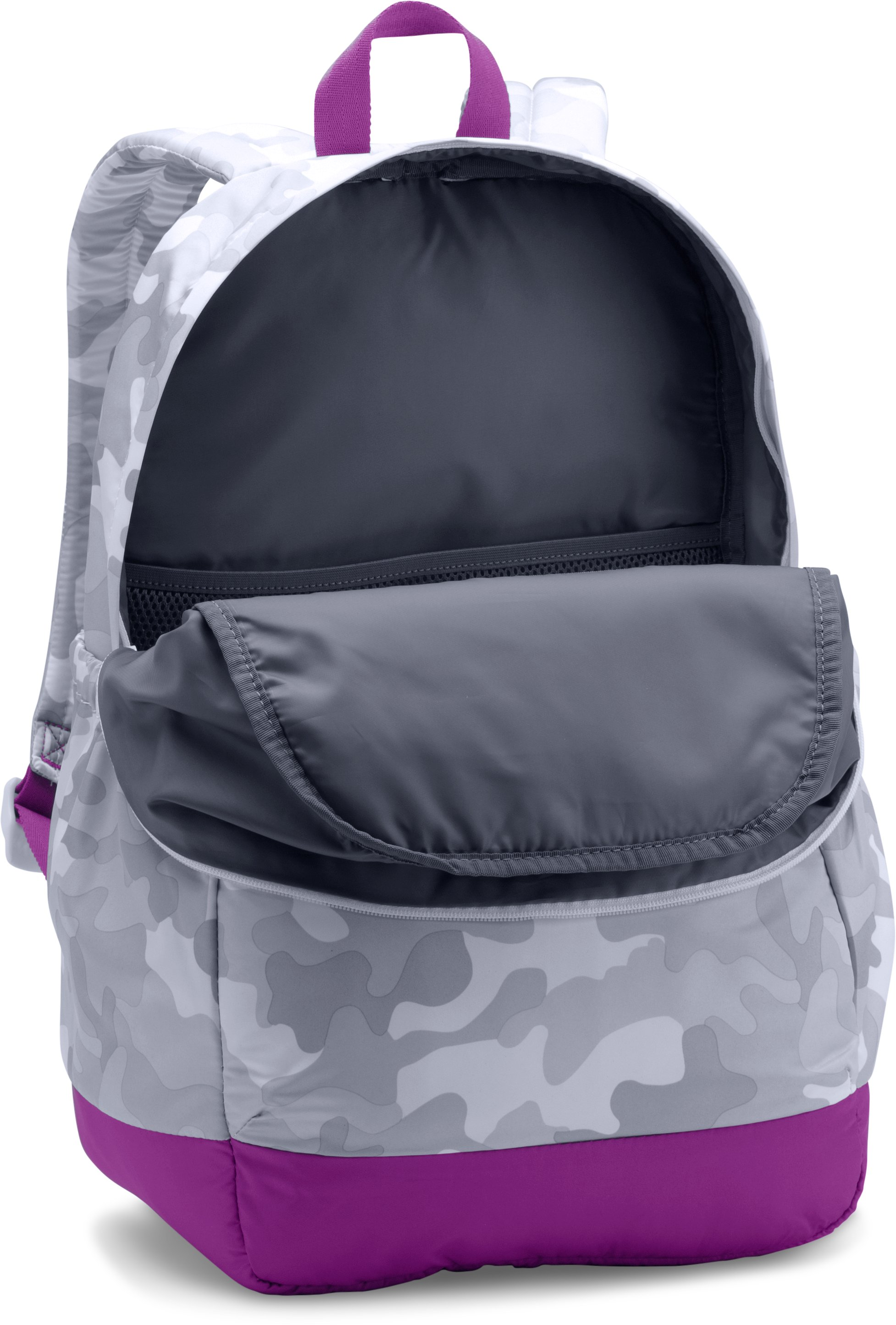 Girls' UA Favorite Backpack, White