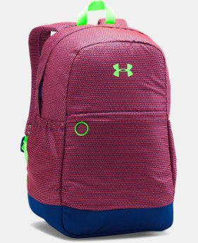 Best Seller Girls' UA Favorite Backpack  3 Colors $44.99