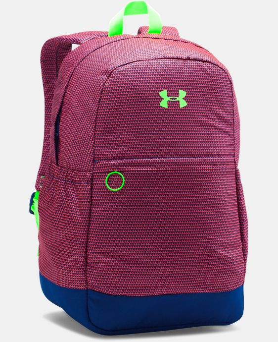 Girls' UA Favorite Backpack LIMITED TIME: FREE U.S. SHIPPING 4 Colors $44.99